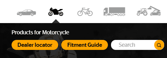 Continental Tire Fitment Guide