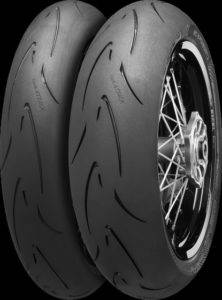 Continental Motorcycle Race Tires