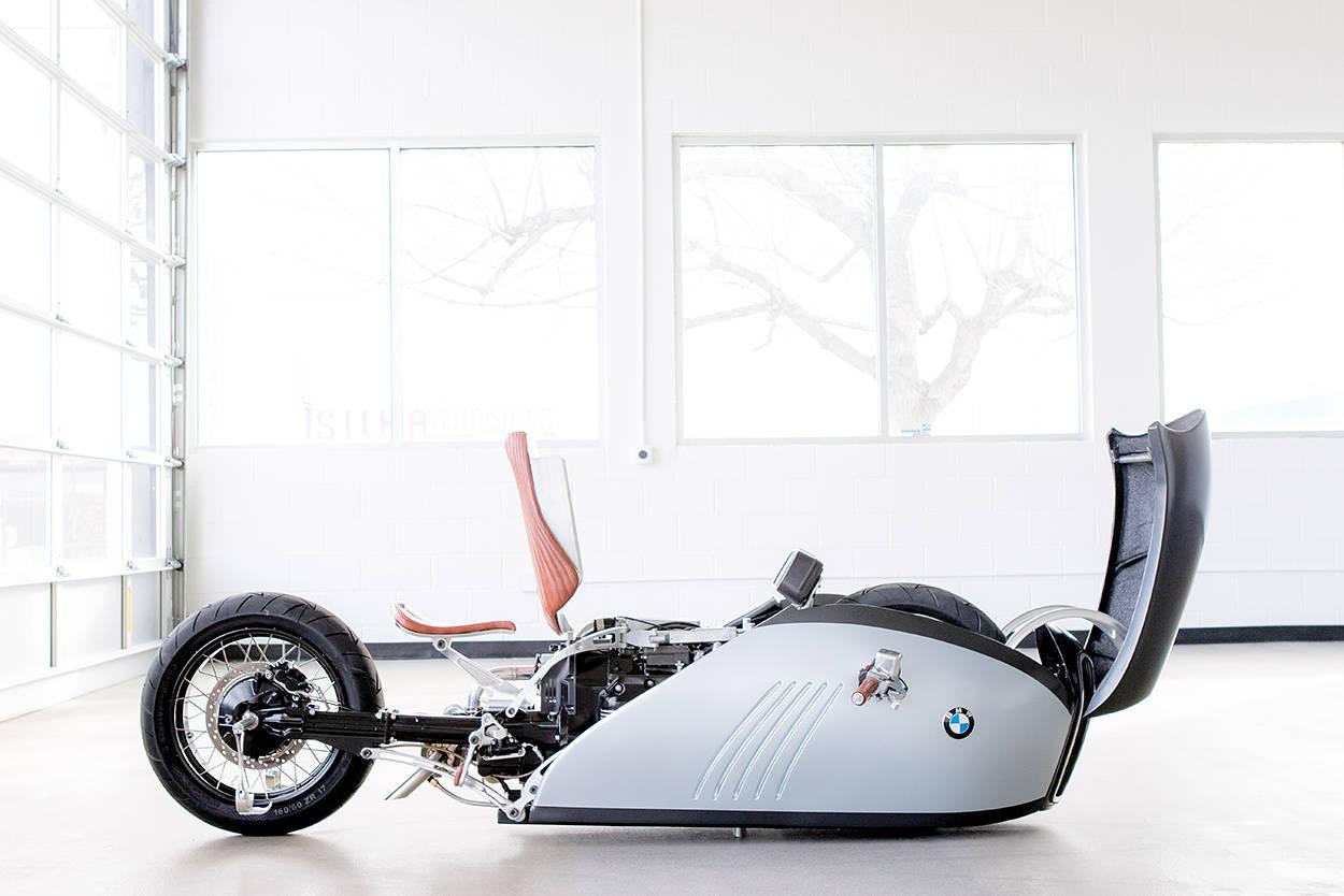 BMW Alpha