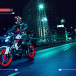 Tips for Riding Your Motorcycle at Night